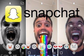 Aprendendo a usar os novos recursos do Snapchat [Como usar o Snapchat]
