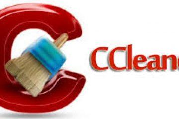 Limpe seu computador para melhorar seu desempenho com o CCleaner