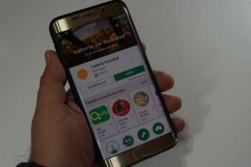 Aplicações para verificar os resultados da loteria
