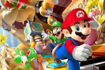 Consiga moedas rosa e roxas no Super Mario RUN