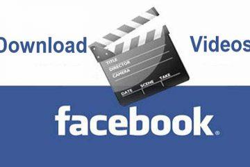 A melhor maneira de baixar vídeos do Facebook