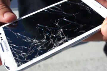 Você quebrou sua tela do celular? Ensinaremos como repará-lo no Android e no iOS