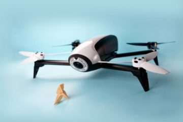 Fazemos uma pequena análise do Parrot Bebop 2 FPV, o melhor drone