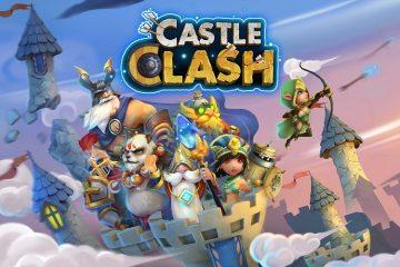 Os melhores truques para Castle Furious (Castle Clash)