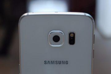Como desmontar um Samsung Galaxy S6. Rápido e fácil