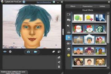 YouCam: Aplicativo para editar imagens