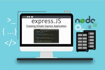 Como instalar e iniciar o Express JS?