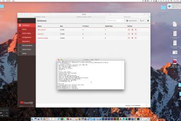 Como executar operações no CouchDB com CURL?