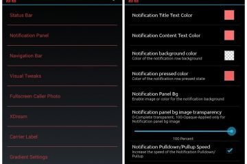 Como personalizar dispositivos Android com o módulo XPosed XBlast?