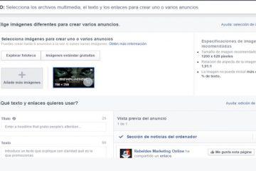 Como agendar postagens no Facebook?