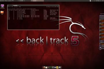 Backtrack! E as melhores distribuições Linux