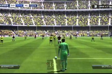 Torne-se o melhor dos jogos de futebol