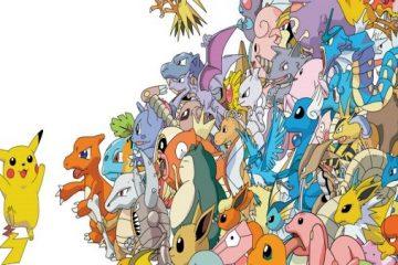 Quais são os Pokémon mais fortes de acordo com o tipo?