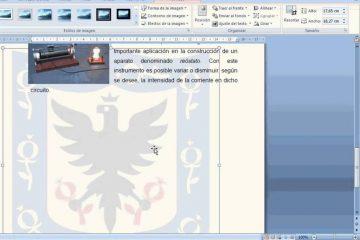 Como colocar uma imagem de fundo no Microsoft Word?