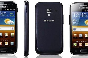 Como desbloquear um Samsung Galaxy Ace e um Galaxy Pocket?
