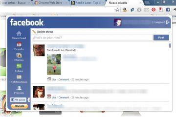Baixe o Facebook para PC e acesse a rede social de uma maneira mais simples