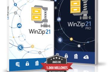 Compactar e descompactar arquivos nunca foi tão fácil: WinZip