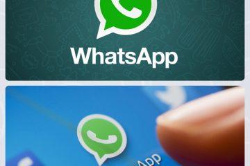 Como baixar o melhor aplicativo de mensagens, WhatsApp