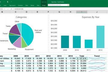Como calcular a média ponderada no Excel?