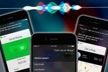 Aplicativos compatíveis com o Siri para usuários do iOS 10. Max Squeeze Siri