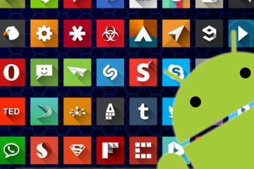 Edite os ícones da Samsung no meu smartphone. Veja como pode ser fácil