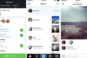 Recuperar mensagens excluídas do Instagram