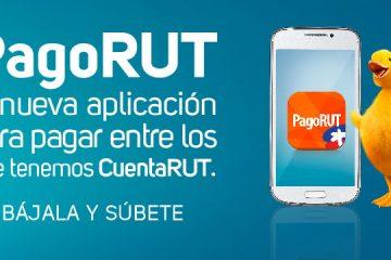 Faça o download do PagoRut para Android. Faça toda a papelada do seu banco a partir do seu celular