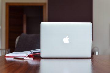 Como reparar um disco rígido com o Utilitário de Disco em um MacBook?
