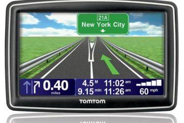 Como alterar a hora do seu GPS?