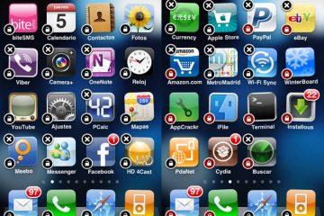 Como alterar os ícones do iPhone passo a passo