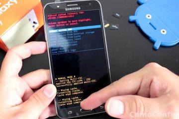 Como desbloquear um Samsung Galaxy J7 e J7 Prime