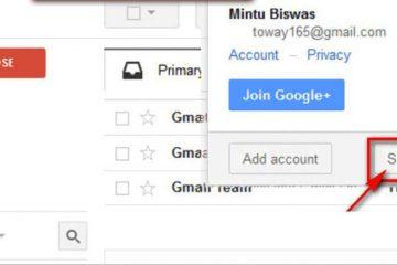 Como fechar a sessão remota do Gmail em qualquer dispositivo?