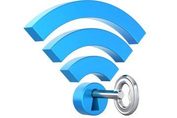 Como criptografar minha conexão Wi-Fi e proteger minha Internet