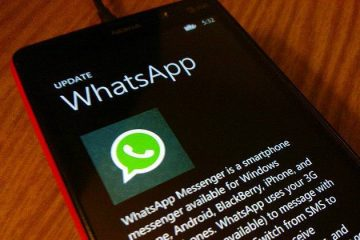 "Remova o ""Visto"" do WhatsApp em dispositivos Windows Phone"