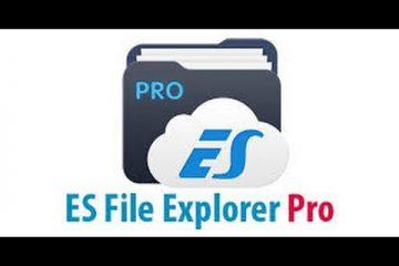 Baixar ES File Explorer Pro APK