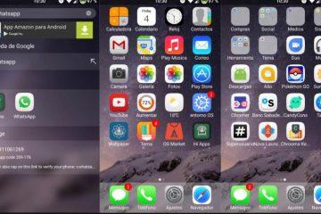 Transforme seu Android em iOS com este lançador do iOS 11