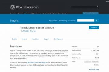 Como criar e configurar o FeedBurner no WordPress?