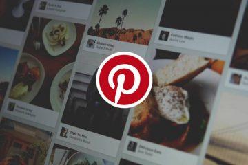 Como bloquear e denunciar um usuário no Pinterest? se você precisar
