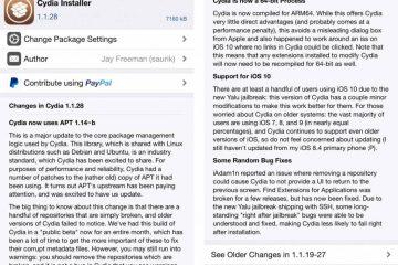 Como remover Cydia no iPhone ou iPad? Fácil e Rápido