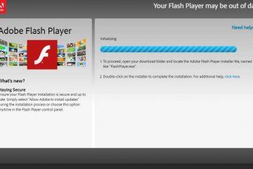 Como remover o Adobe Flash no Ubuntu de uma maneira muito simples?