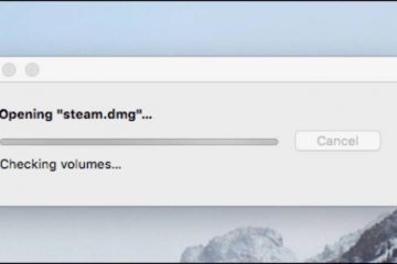 Como executar / instalar arquivos DMG no Mac [fácil e rápido]