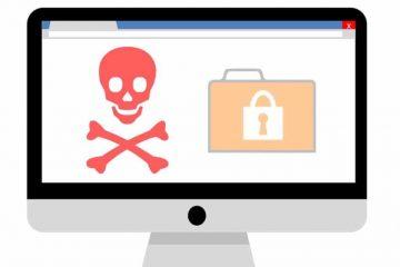 Como remover o malware e vírus do meu PC Windows 10 Forever?