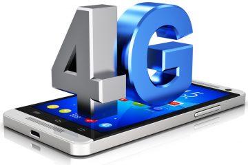 4G pode ser usado em telefones celulares Android 3G