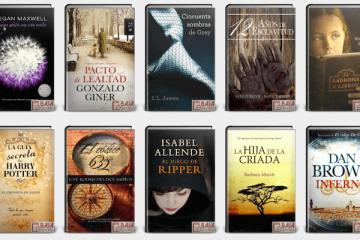 Aproveite o seu tempo livre lendo os melhores livros de graça