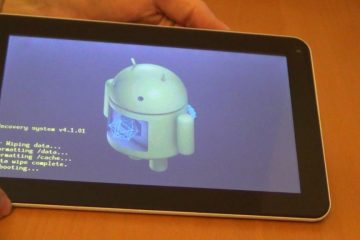 Como posso formatar um tablet Android? 100% Seguro