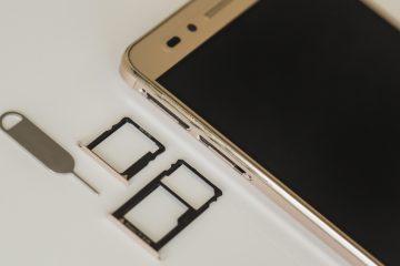 Como um telefone Android funciona com o Dual SIM? – Guia Completo