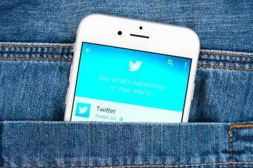 Como acessar mensagens diretas do Twitter com o iPhone