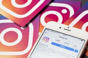 Como excluir um comentário no Instagram?
