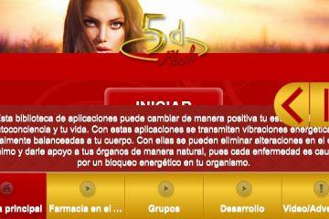 5d Vital Flash para ajudar a melhorar sua saúde