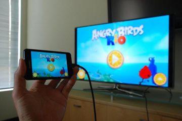 É assim que você pode conectar um Samsung Grand Prime a uma TV